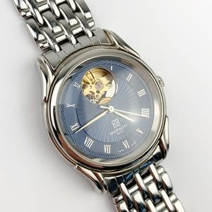 Givenchy Rare Skeleton Watch